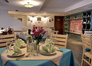Greek Restaurant Octopus