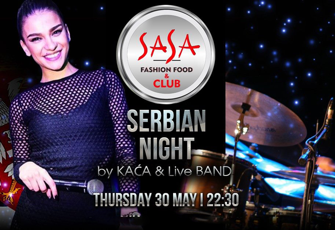 Serbian Night by KAĆA & Live Band