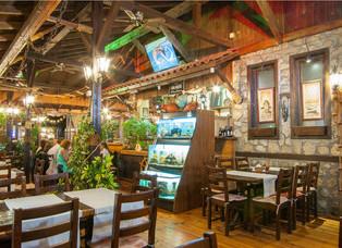 """Restaurant """"Sea Wolf"""""""