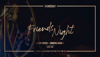 Friends night І Every Wednesday
