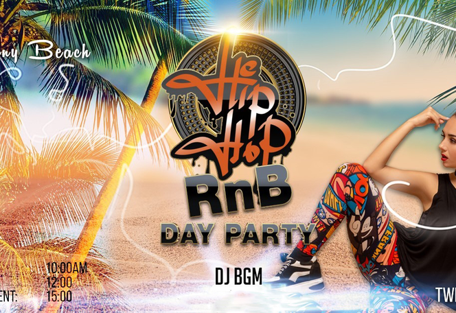 Hip-Hop RnB DAY PARTY