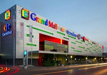 Kino Arena Grand Mall Varna