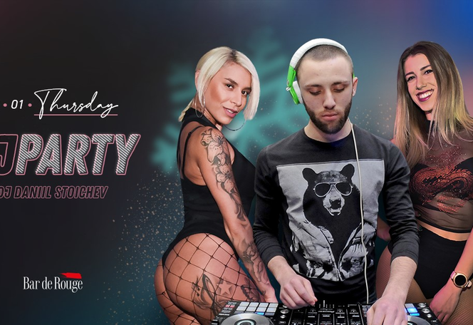 23.01 - DJ Party by Daniil Stoichev