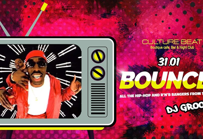 Bounce! Party::00's Hip Hop & R'n'B::