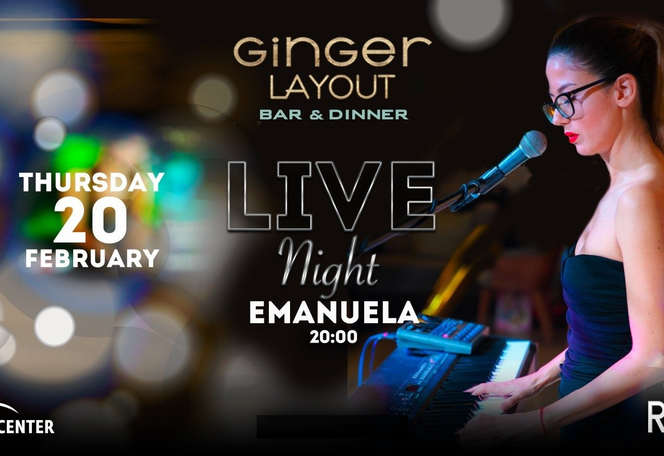 Live Night by Emanuela