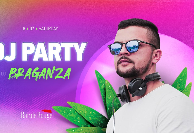 DJ Party by DJ Braganza