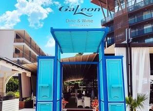 Galeon Dine & Wine