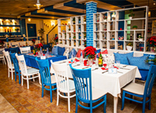 Restaurant Santorini City